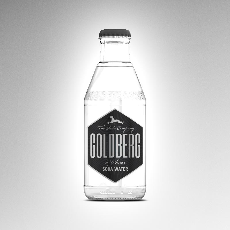 GOLDEBERG Soda Water