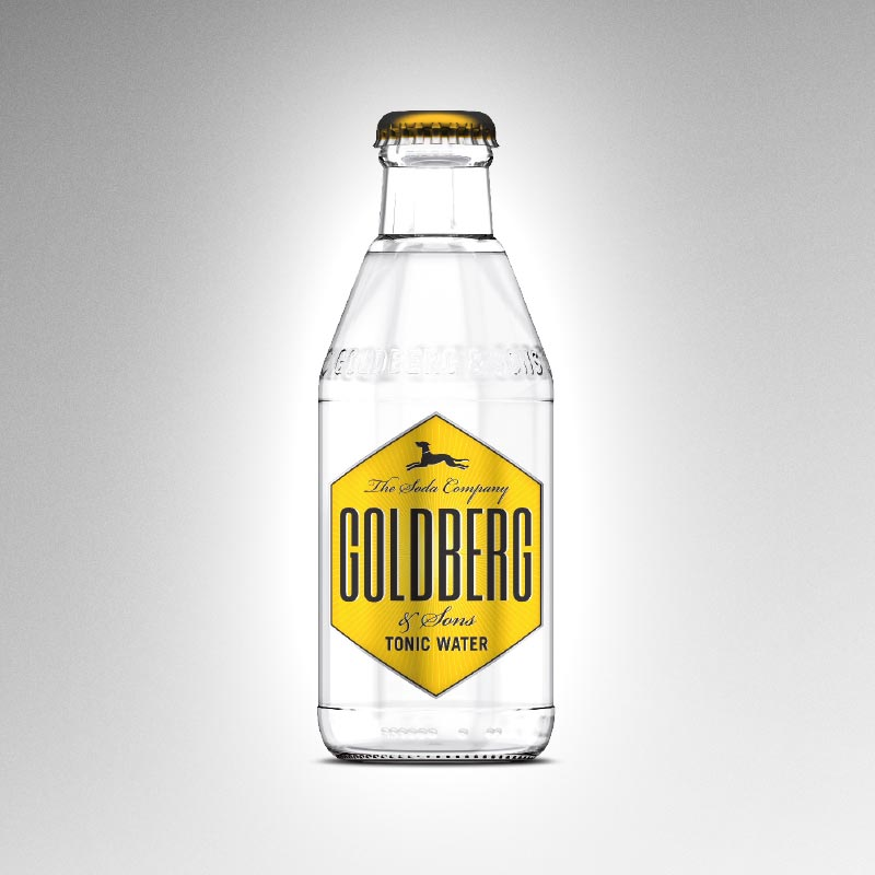 GOLDEBERG Tonic Water